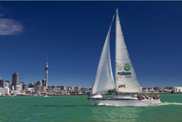 Auckland Harbour Sailing Cruise