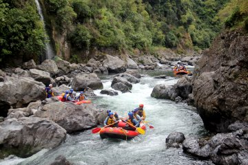 Half Day, Grade 5 Rafting on the Rangitikei River