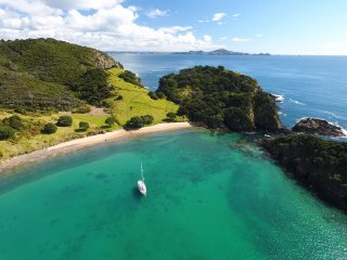Vigilant Yacht Charters - Day Sailing Bay of Islands