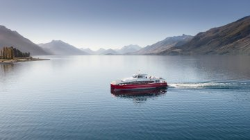 Queenstown Wine & Cheese Cruise
