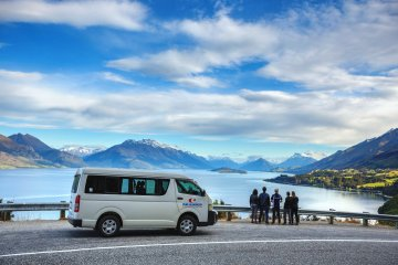 Glenorchy Behind the Scenes Film Location Tour