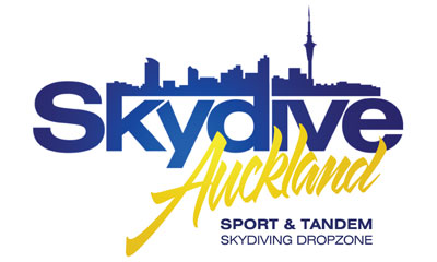 Skydive Auckland's Logo