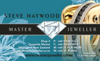 Steve Haywood Jeweller Logo